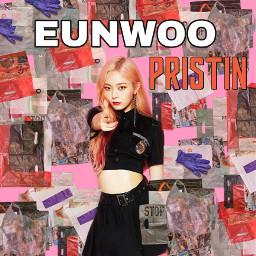 pristin blackpink bts eunwoo peldis kpop exo sis pink color wallpaper freetoedit