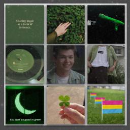rory roryflanagan glee gleeaesthetic greenaesthetic green irish gleeedit