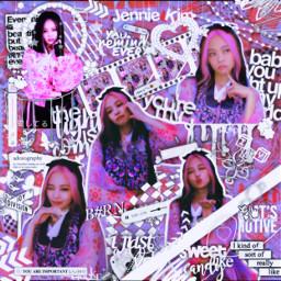 jennie blackpink blackpinkjennie complexedit aesthetic pink complex pinkaesthetic purple kpop edits idol white cute amazing collage myedit dontsteal freetoedit