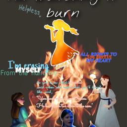 elizahamilton hamiltonedit burn freetoedit
