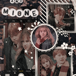 riversclosset nohashtagneeded harrypotteraesthetic harry harrypotter ronweasleyaesthetic ronweasley ron hermionegrangeraesthetic hermionegranger hermione mione ilysm aesthetic freetoedit
