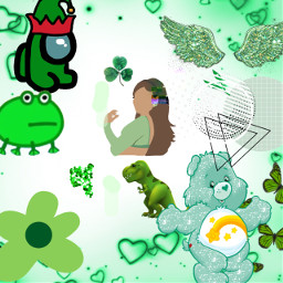 green whatcolournext freetoedit