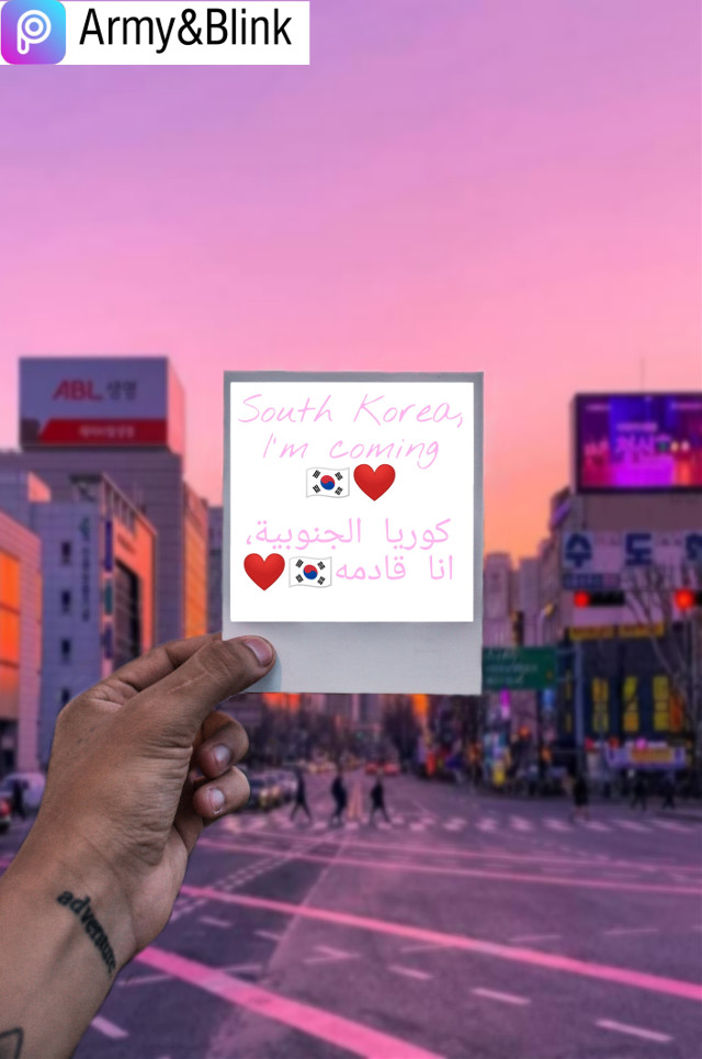 Hello, Ramadan Kareem 🙂♥️ I hope you are well 😳❤️ I made new design and new photo ❤️😻 I love South Korea and I want to travel to South Korea ❤️🇰🇷 #korea  #south_korea  #southkorea  #armyforever  #army #bts #blackpink  #blink  #blinkforever  @siyeon-sana @some_kim @fruits_baskett @b2k-nancy-g_37 @kim_melaf @vikaestetick7-- @aisha_peache @daddyjoon_ @picassopingu @emanayesh173 @kpop_2021 @chahd_purple_galaxy @hoseok_bangtan @pika_art01 @jisookim_blink @zienab19 @picsart