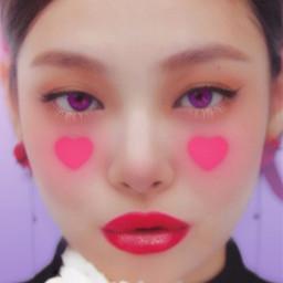 blackpinkjennie fanartkpop pink