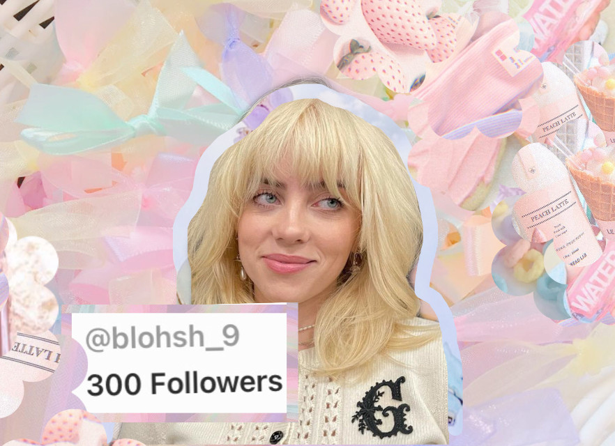 """TYSMMMMM FOR 300 FOLLOWERSSS <33      💞💞💞💞💞💞💞💞💞💞💞💞💞        I CAN'T BELIEVE IT AHHHHH I NEVER    THOUGHT THIS WOULD HAPPEN   OMGGGGGGG I DON'T KNOW WHAT       TO SAYY       """"thank you.""""                                                                                                              -Billie & Finneas, Grammys 2020         also...shoutout to @-aloetalk for being      my 300 follower!!!!! she is sooo kind,       talented, and extremely underated!!!!       go follow her right now!!!!          #tysmmmm #300"""