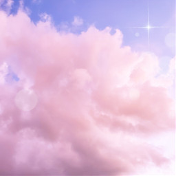 pink cloud clouds sky skys backround background beuatiful red purple blue bright glare star sun moon moons enjoy cotton coton cottoncandy cotoncandy candy freetoedit