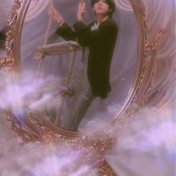 freetoedit bts taehyung kimtaehyung kth tae kpop v mirror