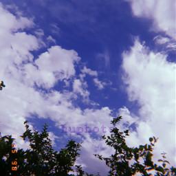 huphoto aesthetic huji sky cool outdoor