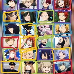 myheroacademia mha anime freetoedit