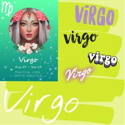 virgo freetoedit