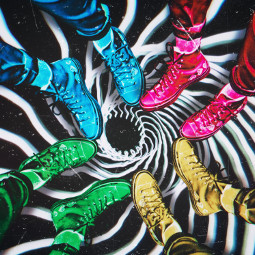 shoes trippy irccatchthevibe catchthevibe freetoedit