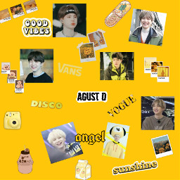 suga bts yoongi aestheticyellow army armylovebts shooky bt21 freetoedit
