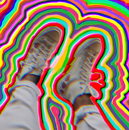 shoes rainbow irccatchthevibe catchthevibe freetoedit