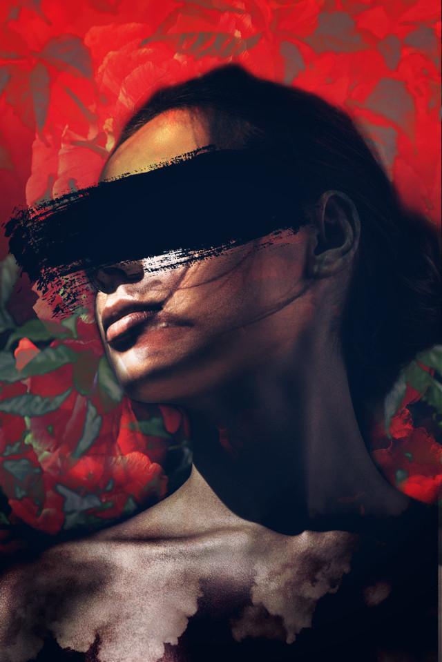 #art #collage #portrait