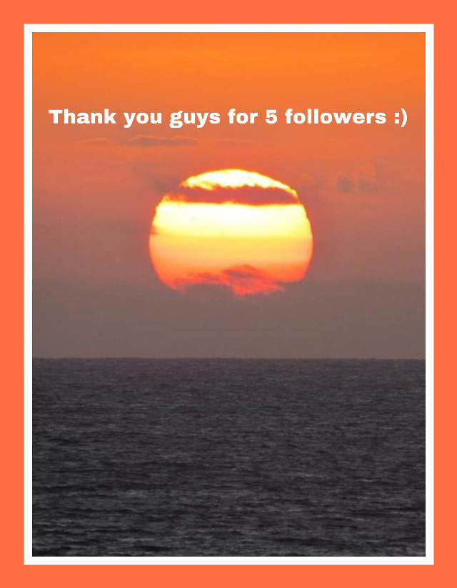 Thank you guys so much for 5 followers. Thank you @xxsonnyy_xx for being the 5th follower :) #thankyou  #5followers