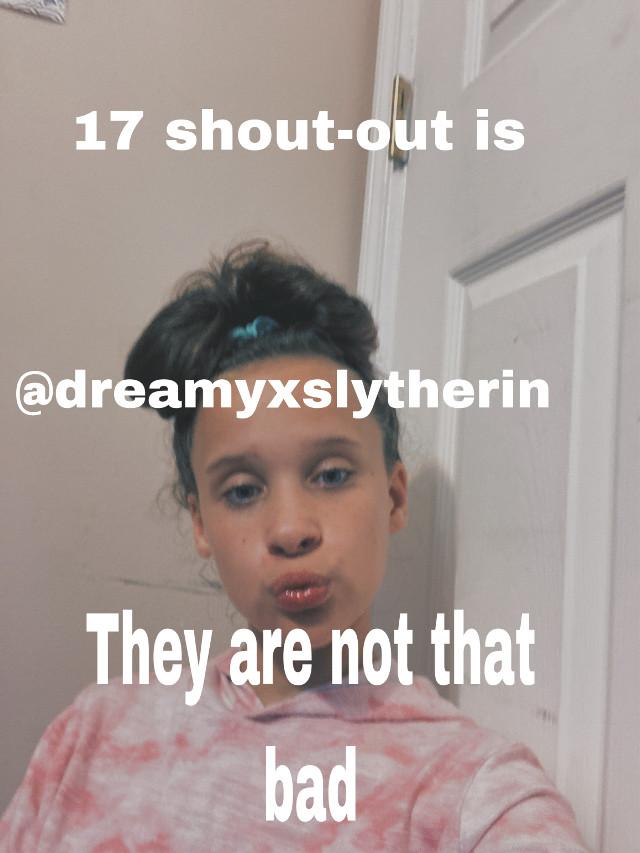 #17 shout-outp