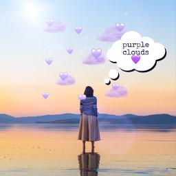 purpleclouds challenge voteformeplease srcpurpleclouds freetoedit