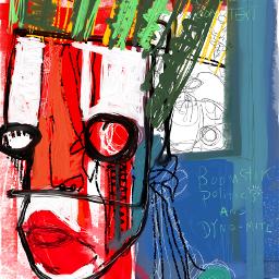 art artist abstract sonnythesaint sonnyleel neoexpressionism digitalpainting painting modernart contemporaryartist