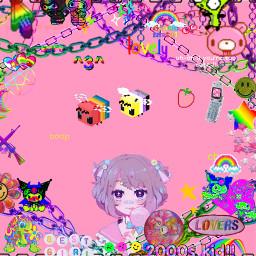 wallpaper kidcore freetoedit
