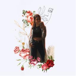 freetoedit replay remix remixedit flower