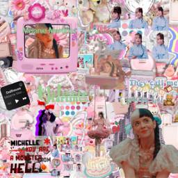 melaniemartinez happybirthday crybaby afterschoolep dollhouse aesthetic edit pinkedit freetoedit