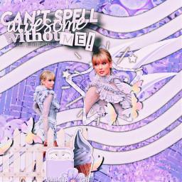 taylorswift taylorswift13 taylorswiftedit purple lovertaylorswift taylorswiftpurple purplepastel doughnutsmileatme freetoedit
