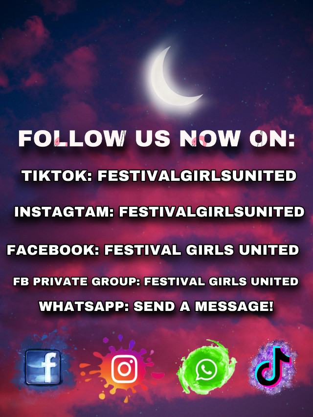 #festivalgirlsunited