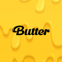 background butter bts yellow butteriscoming freetoedit