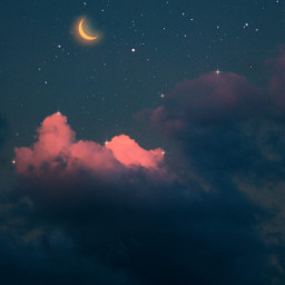 freetoedit sky heaven clouds moon stars ring pinkclouds night aesthetic aestheticwallpaper aestheticedit aestheticsky brillant gacha fantasy beautiful background galaxy imagineabrighterreality surreal remixit inspiration creative