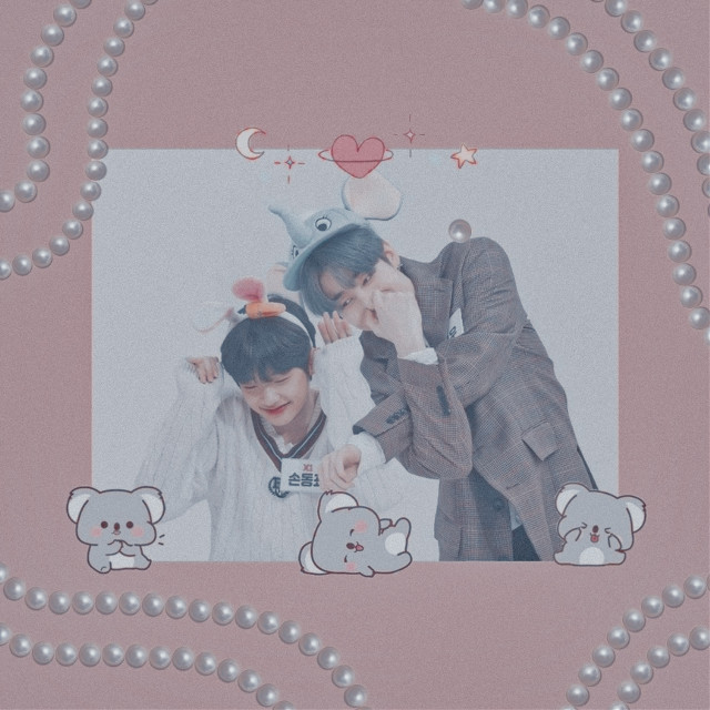 #seungwoo #dongpyo #x1 #seungpyo #victon #mirae #uwu #cute
