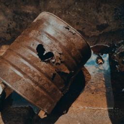 poema rusted decay abandoned broken