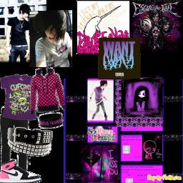 emo scene emoboy sceneboy emogirl scenegirl emokid scenekid sceneoutfit emooutfit myspaceemo scenemyspace pinkemo pinkscene purpleemo purplescene pinkandpurple scenemo early2000s rawring2000s emomusic freetoedit