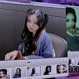 yunaitzy yunaedit itzyyuna cybercore webcore cybercorekpop