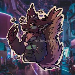 parasitesdtiys furry furries art digitalart wolf wolves furryandom furryart fur