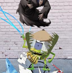 kisame itachi deidara sasori hidan kakuzu tobi zetsu naruto_shippuden naruto akatsuki mikewazowski otaku freetoedit