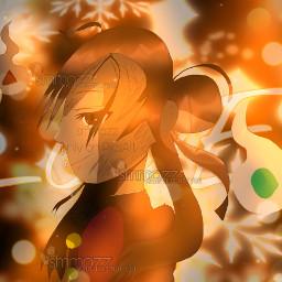 loveisinyou love edit drawing gachaedit yeeee me meeee meeeeeeee gacha orange animelikedrawing animelover anime smmozz freetoedit