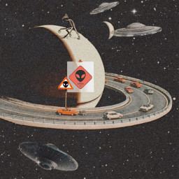 desafio challenge recado planeta alien aneldesaturno carros fantasia planet ovnis freetoedit irccreateyourownway createyourownway