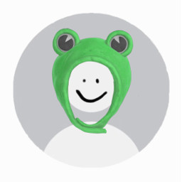 profilepic profile profilepicture pfp edit icon green frog froghat fypシ fypage foryoupage smile freetoedit