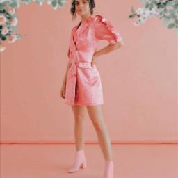 girl aesthetic aestheticgirl pink glitter glow outfit lucyhale pll prettylittleliars flora winx winxclub fate fatethewinxsaga fatewinx netflix freetoedit