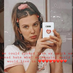 milliebobbybrown eleven strangerthings quote quotesaboutlife