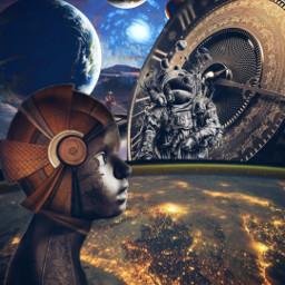 space fantasy surreal freetoedit