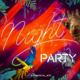myedit freetoedit jungles neon night