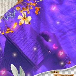 freetoedit e purple aesthetic picsart