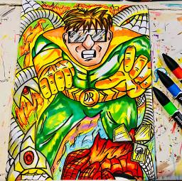 spiderman nostalgic art new buddy