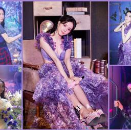 freetoedit blackpink jisoo purple jisookim ccpurpleaesthetic purpleaesthetic
