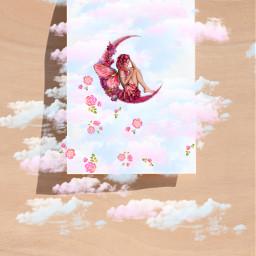 moon moongirl girl irccreateyourownway createyourownway freetoedit