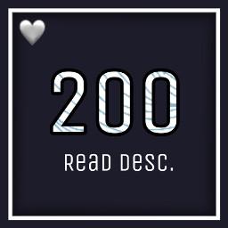 200followers freetoedit