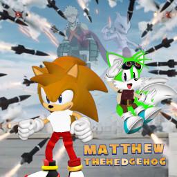 matthewthehedgehog freetoedit