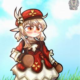 klee geshinimpact gachaedit gachaclubedit gachalifeedit anime animeart art ibispaintx gacha geshinimpactklee yes freetoedit