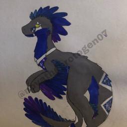 raptor raptoroc dino dinosaur dinomask raptormask art artist artwork arts fursona furries furryfandom